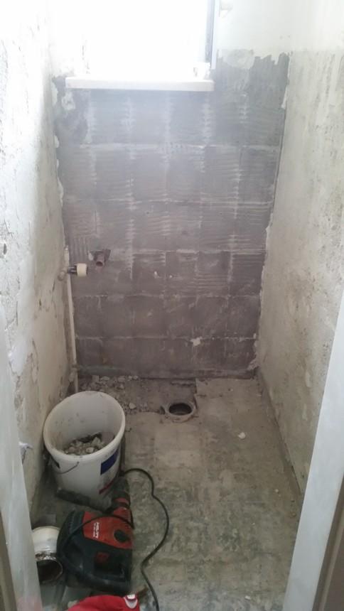 Gäste WC geschaffen